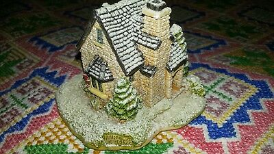 Liliput Lane Chestnut Cottage 1992 - Christmas Collection - made in Cumbria