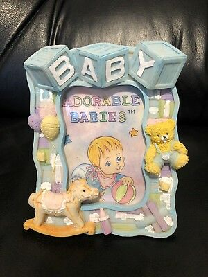 New BABY Picture Frame Keepsake
