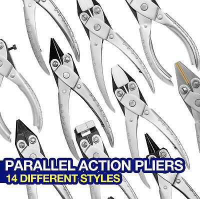 Parallel Action Pliers - Choose From 14 Different Types