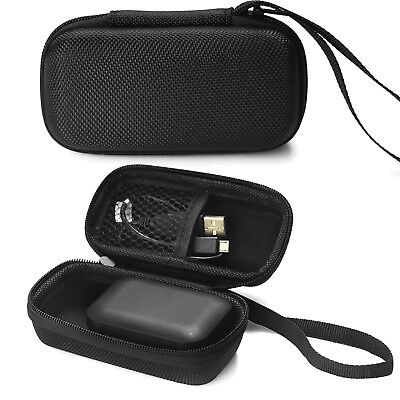 Nylon Hard Case Bag For Jabra Elite Sport True Wireless Fitness & Running Earbud