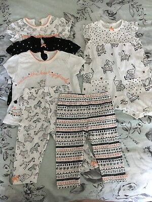 3-6 months girls bundle from GEORGE