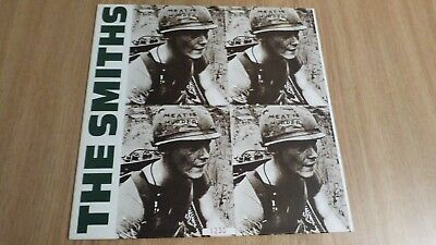 "The Smiths - Meat Is Murder - 10"" - Ltd Edition - Excellent"