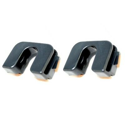 Ford Fiesta PAIR of Rear Parcel Shelf Clip New Genuine Nissan Part 015532109E x2