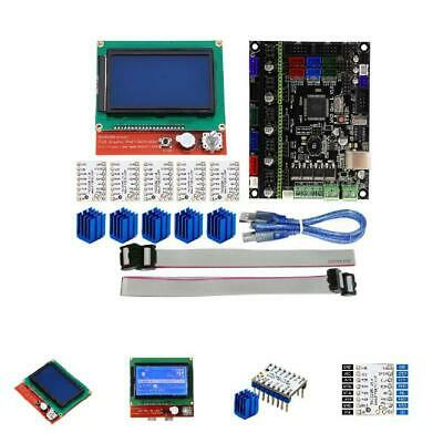 For MKS GEN L Compatible with 12864 LCD Display Support TMC2208 Motor Driver Kit