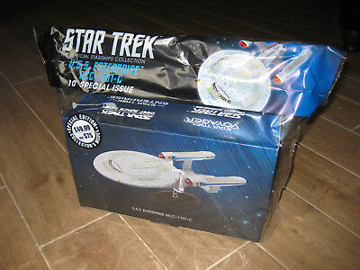 Eaglemoss  - Star Trek U.S.S. Enterprise NCC-1701-C XL Special Edition - (neu)