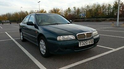 Rover 618 - Very Low Mileage