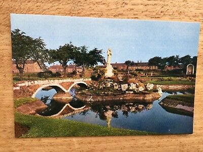 Postcard - Star Of The Sea, Carfin Grotto, Lanarkshire.