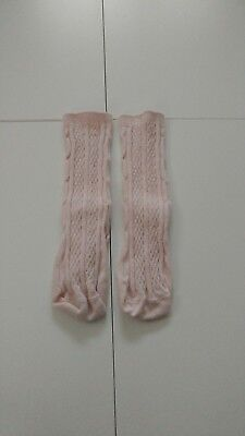 Sawyer And halle Knee High Socks New 1-4 Shoe Size Infant