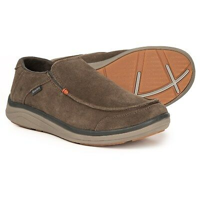 bde985cf0009 Simms Fly Fishing Westshore Slip On Suede Boat Shoes Choose Size   Color ...