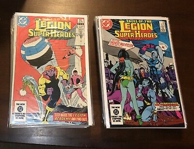 Legion of Super-Heroes (V2) 304-325 Annual 3-4, Substitute Heroes 1, Superboy 50