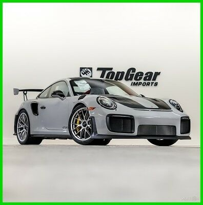 2018 Porsche 911 GT2 RS 2018 Porsche GT2 RS. Brand New Condition. Still in Wrappers