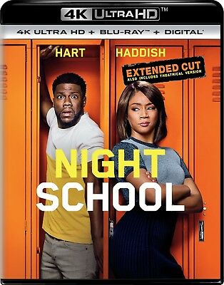Night School (4K Ultra HD)(UHD)