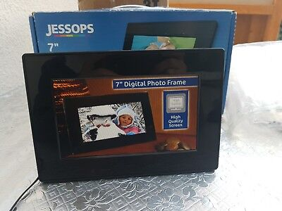"Jessops 7"" Digital Picture Frame"