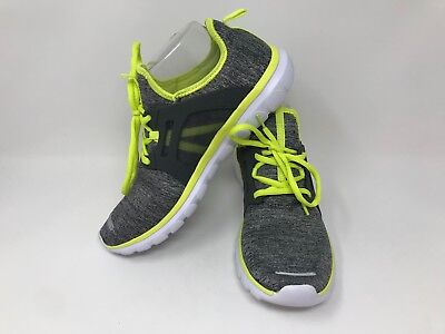 6d45cd8e4604dd Women s Champion F18506278-04 Poise C9 Performance Shoes - Gray Yellow Q12