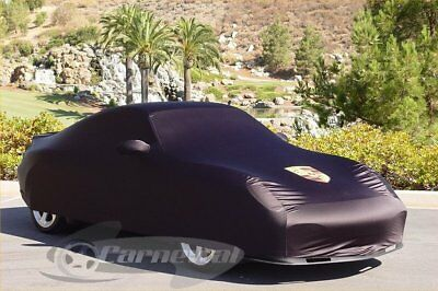 Porsche 996 Turbo Black Car Cover / Autoschutzdecke / Housse bache auto
