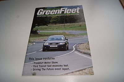 Greenfleet Magazine, Volume 2, Issue 8