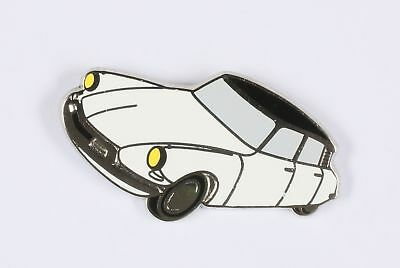 Pin's  Citroën DS blanche