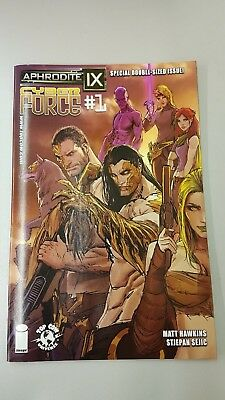 Image Comics: Aphrodite IX Cyber Force - #1 Special 2014 - BN - Bagged & Boarded