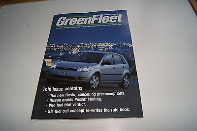 Greenfleet Magazine, Volume 3, Issue 1