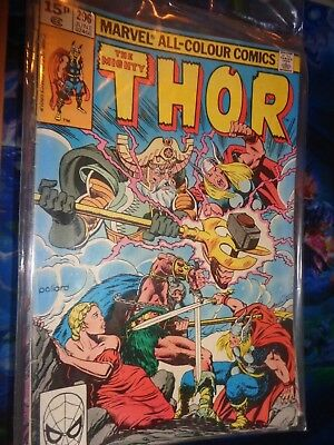 Marvel: The Mighty Thor 296 June 1980
