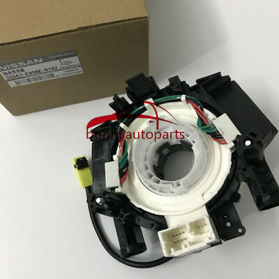 OEM Spiral Cable Clock Spring Air Bag For Nissan Tiida 07-12 I4-1.8L 25567-EV06E