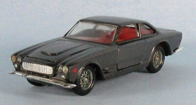 POLITOYS Maserati Coupe 3500 GT (Dark Grey) 1/41 Scale Diecast Model ULTRA-RARE!