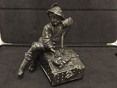 Antique German Wmf Inkwell