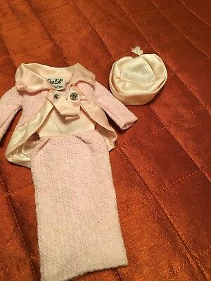 "Vintage Barbie ""Fashion Luncheon"" doll outfit clothes #1656 HTF!"