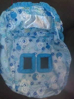 Bright Starts High Chair/ Cart Cover