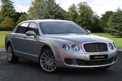 Bentley Continental Flying Spur 6.0 W12 Speed Saloon Auto (600 BHP)