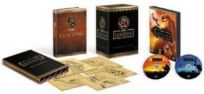The Lion King Collector's DVD Gift Set