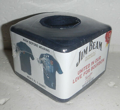 NEW Jim Beam United In Our Love For Bourbon T-Shirt Shirt Mens Size XL