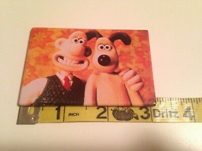 Wallace & Gromit Refrigerator Magnet