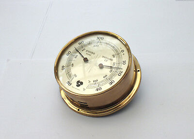 Nautical  Style  HYDROMETER - THERMOMETER    GERMANY