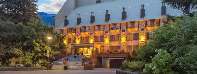 Mountainside Lodge, Whistler Resort, 4 Nights One Bedroom D