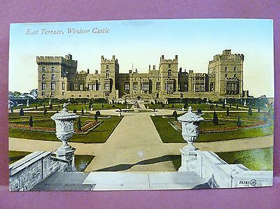 Old Postcard Lot: Windsor Castle Berkshire UK