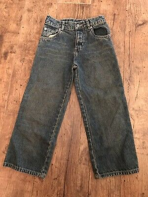 Boys NEXT denim Jeans age 5 years excellent condition