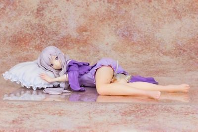 Anime Re:ZERO -Starting Life in Another World- Emilia 1/7 Complete Figure No Box