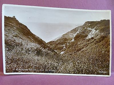 Old Postcard RPPC Real Photo  Isle of Wight