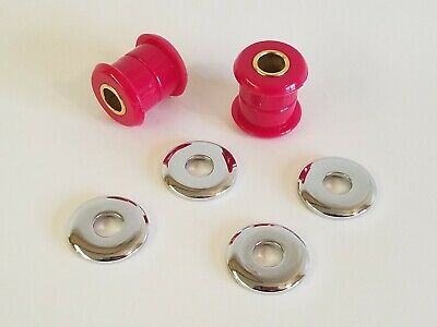 Big Dog Motorcycles OEM Neoprene Handlebar Bushing Kit (2000-2018)