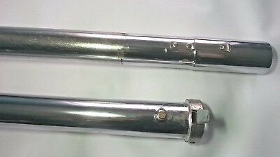 Early ELECTROLUX METAL WAND Set Fits Many Models
