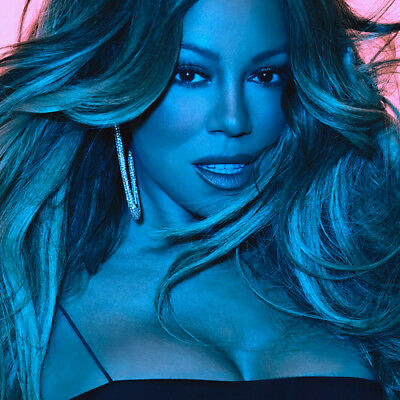 Caution - Mariah Carey (2018, CD NEU) Explicit Version