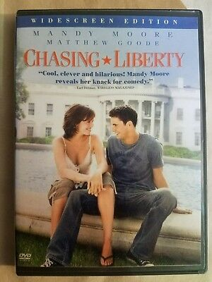 Chasing Liberty (Widescreen Edition) DVD - Combine Shipping and SAVE MONEY!!!