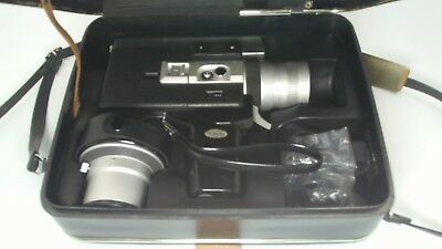 Canon Auto Zoom 518 Super 8 Film Camera