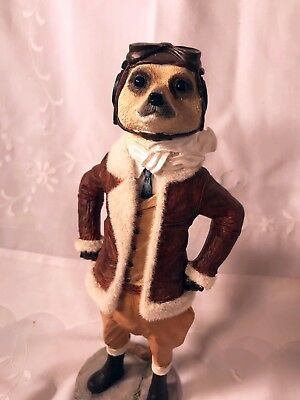 Enesco - Country Artists - Magnificent Meerkats - 'Bader' CA02899