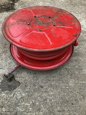 Fire Hose And Reel Used