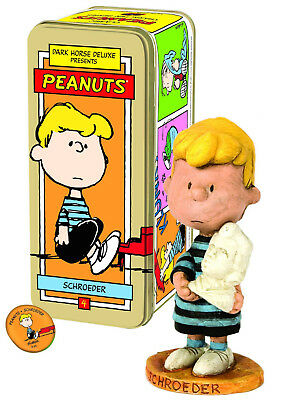 Dark Horse Classic Peanuts Character Schroeder Statue 1026/1200 BRAND NEW