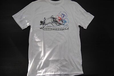 ab75bc3c2ecc New Men s Air Jordan Bq0273-100 Legacy Tinker Story Short Sleeve Tee White