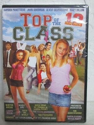 Top of the Class 12 Film Pack DVD 2013 3-Disc Set New Sealed