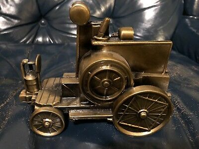Banthrico JOHN DEERE 1892 Froelich Tractor Bank Community Credit Union 4th